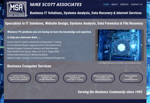 Business IT Solutions, Systems Analysis, Data Recovery & Internet Services